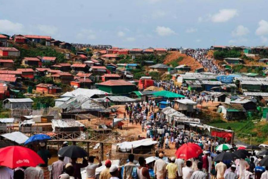 Rohingya and public health problems