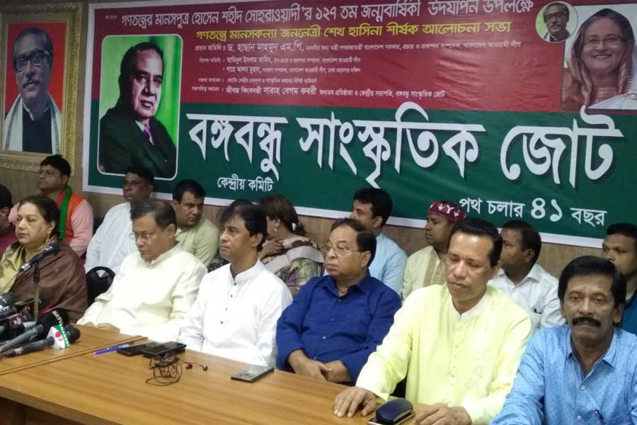 AL wants strong opposition for democracy: Hasan Mahmud
