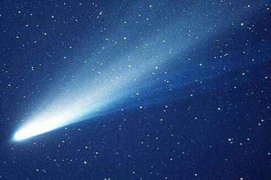 """Newly discovered comet likely """"interstellar visitor"""", says NASA"""
