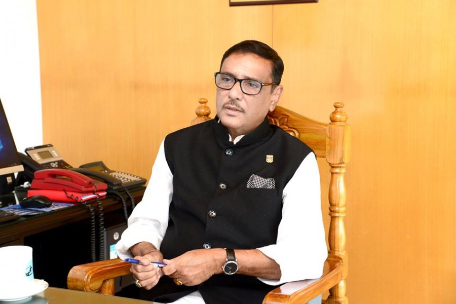 Breaching party discipline to invite legal action, warns Quader