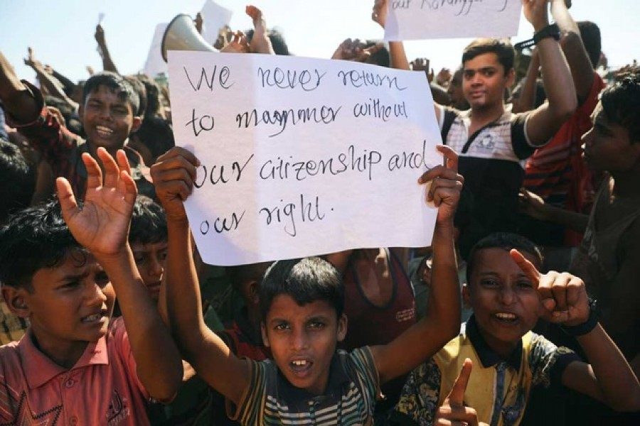 BD to hold talks with China, Myanmar over Rohingya crisis