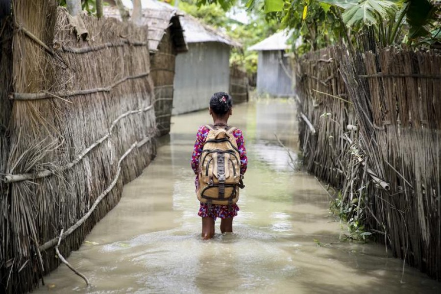 Conflicts, climate crisis, mental illness big emerging threats to children: UNICEF