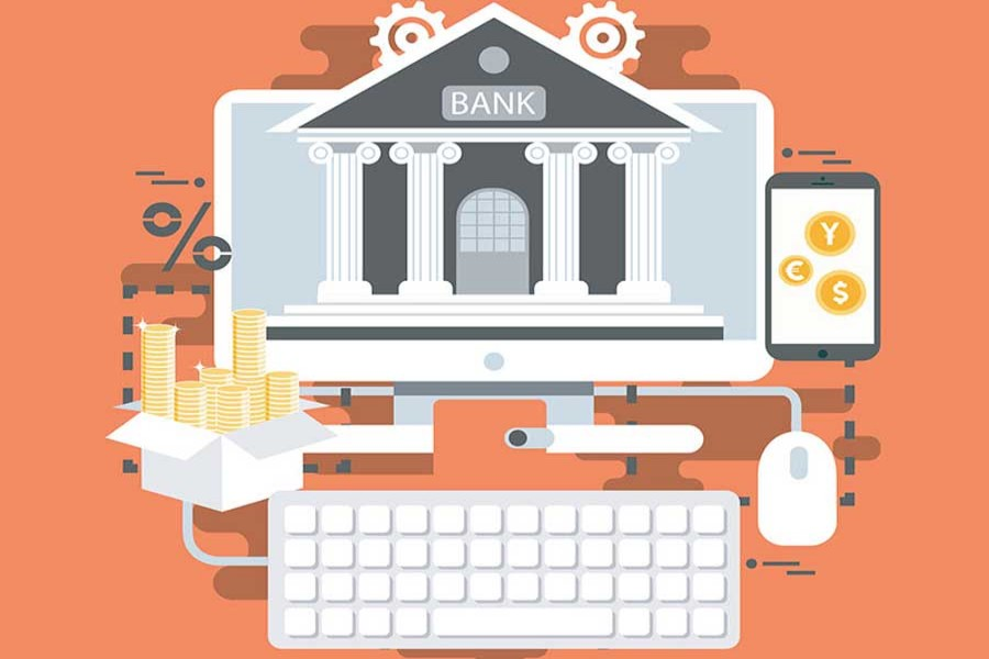 Smart bank branch in the digital age