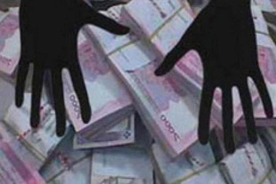 Curbing money laundering: British example