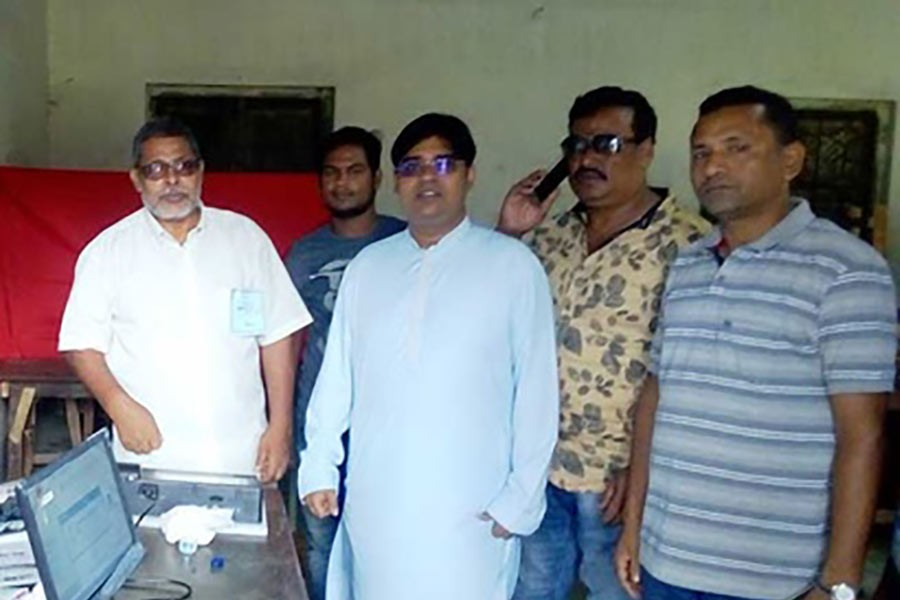 Shad Ershad wins by-election to Rangpur-3 constituency