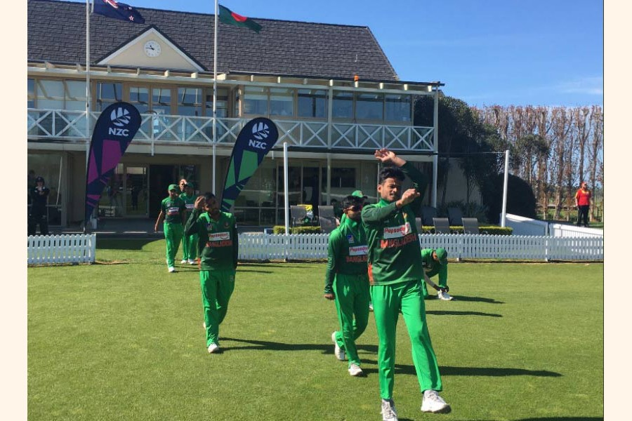 Young Tigers complete series victory over NZ U-19 team