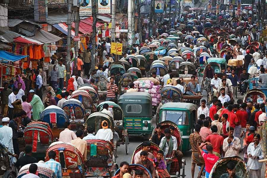 City crowding: A way out