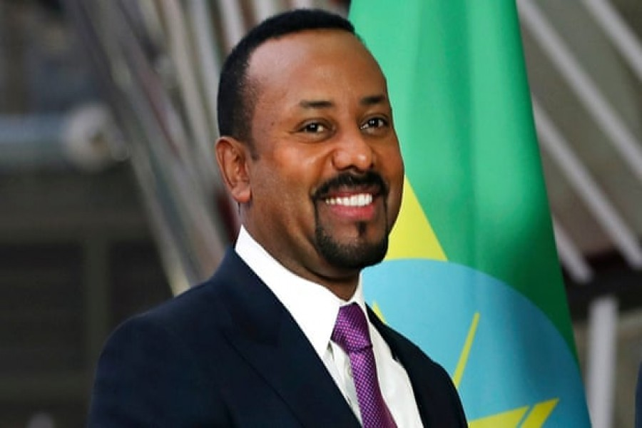 Huge moment for Ethiopia as Abiy Ahmed wins Nobel Peace prize