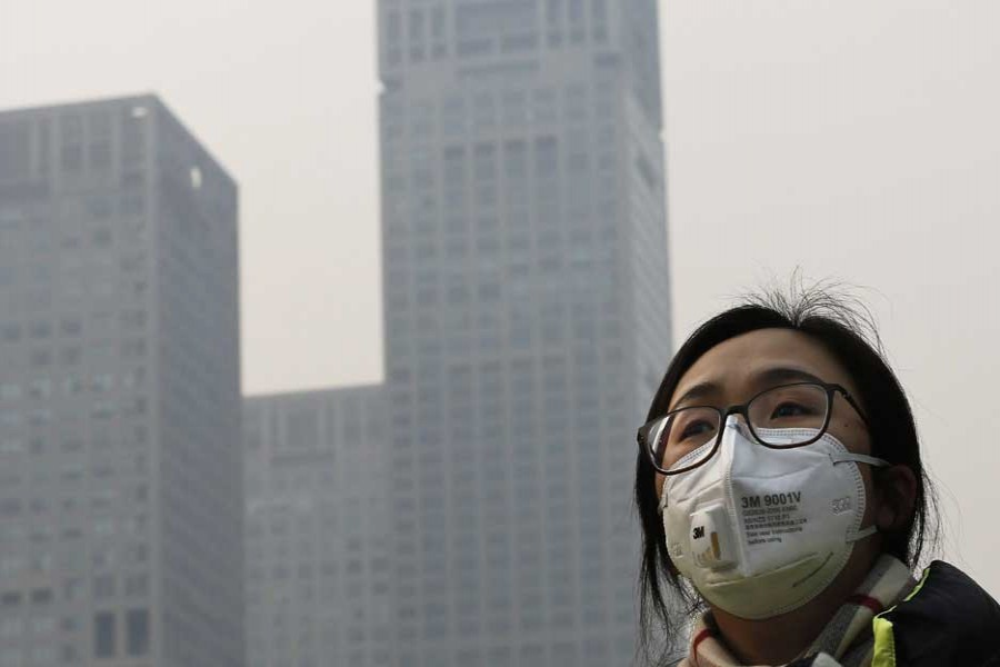China sets air quality target for Beijing-Tianjin-Hebei
