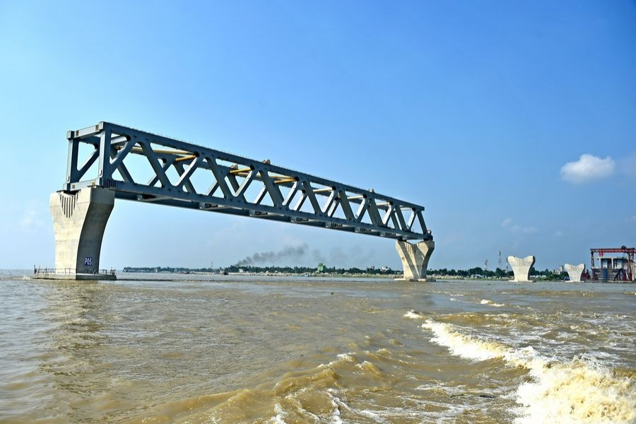 Padma Bridge work to be completed by June 2021: Minister