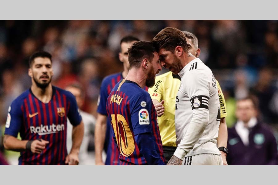 Clasico may be moved to Madrid due to protests