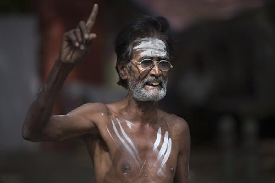 Hunger prompts India to review Hindu nationalism