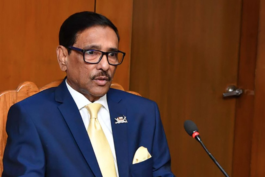 Accused AL MPs to be expelled if found guilty: Obaidul Quader