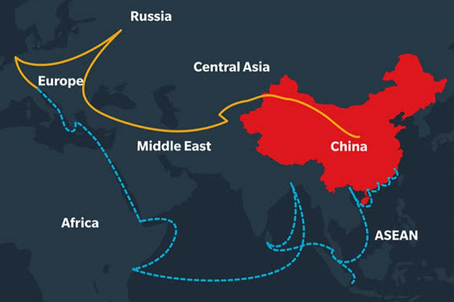China invests $10b in B&R countries in first three quarters