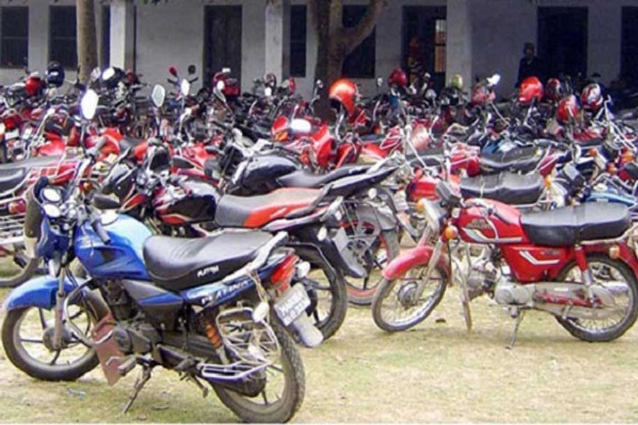 340,432 motorcycles registered this year