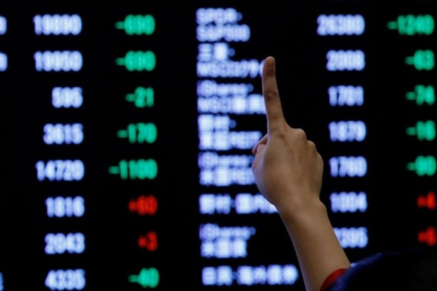 Global stocks near record highs on US-China trade deal hopes