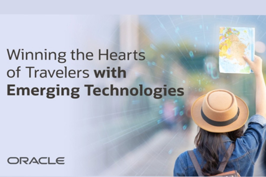 Winning hearts of travellers with tech