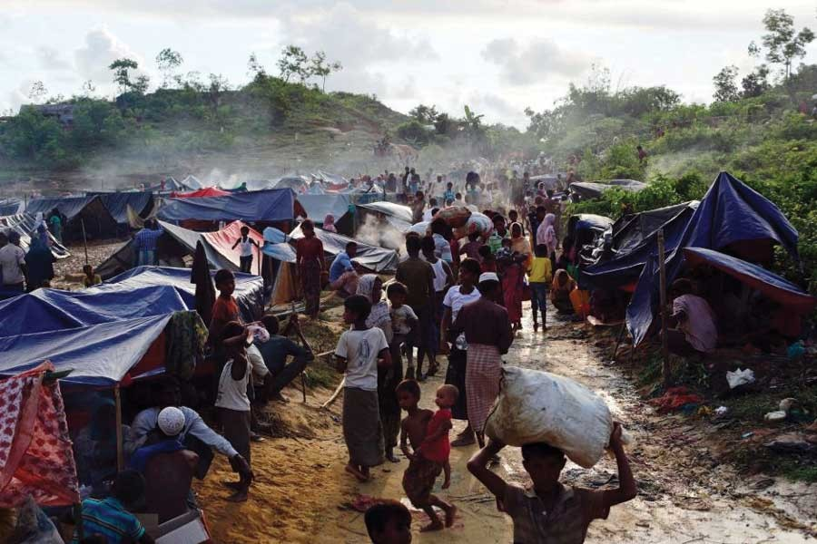 Gambia takes Myanmar to top UN court over Rohingya campaign