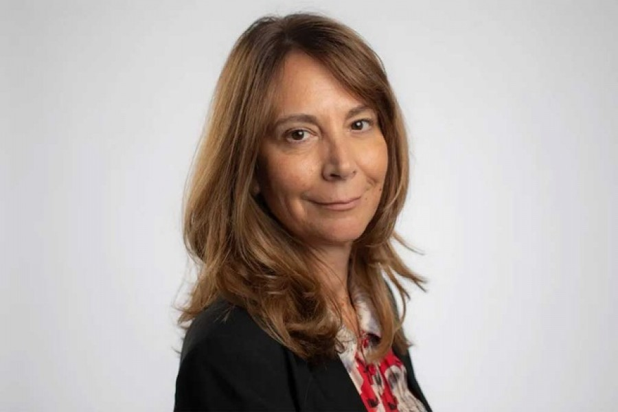 Roula Khalaf becomes first woman editor of Financial Times