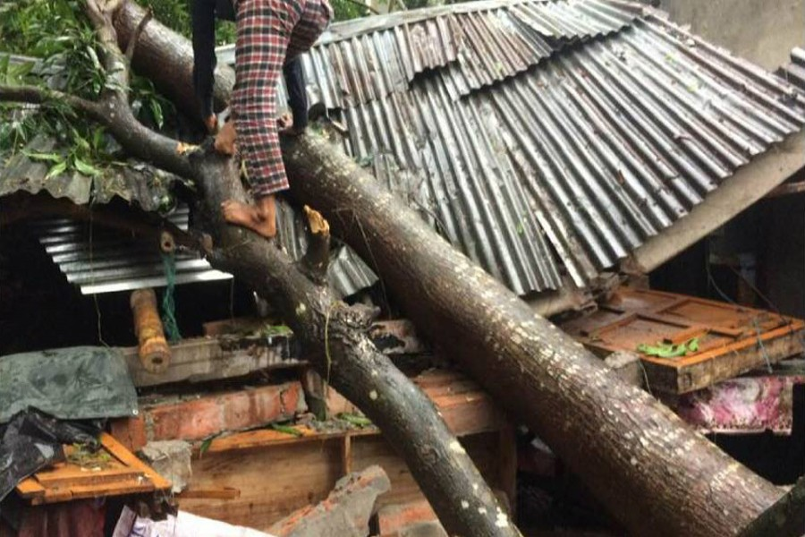Cyclone Bulbul: 100,000 people still without electricity in Bagerhat