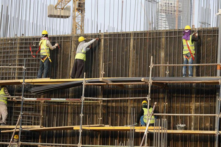 There are 7.18 million expatriate workers in the Kingdom of Saudi Arabia, according to a senior high-ranking official at the Ministry of Labour and Social Development. Photo: Reuters