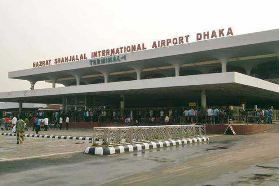 Biman wheelchair attendant illegally flies to Chattogram from Dhaka