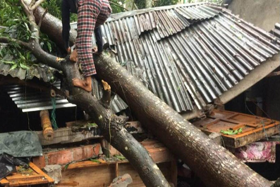 Cyclone aftermath: 0.25m people without power for five days