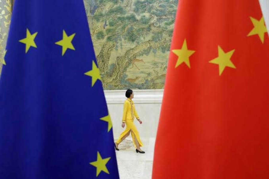 China-Europe economic and trade cooperation rests on solid ground