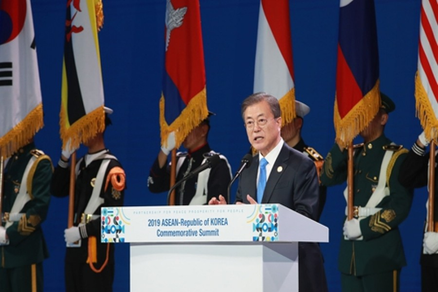 ASEAN, S Korea agree to resist all forms of protectionism