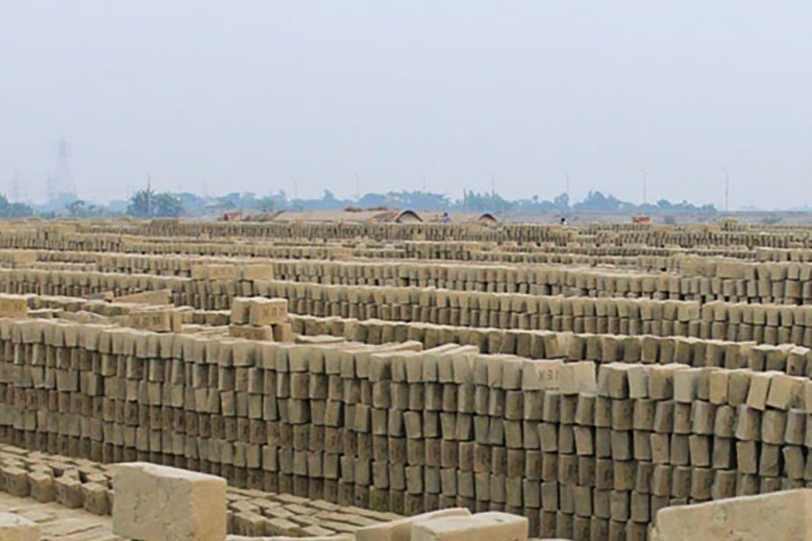 Govt plans to use green bricks in construction
