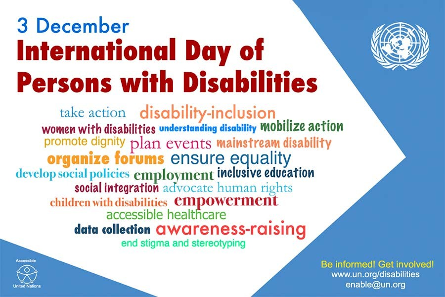 Achieving development and winning disability together
