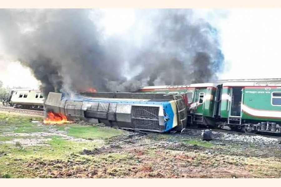 Rail, road, shipping accidents claim 432 lives in Nov: SCRF