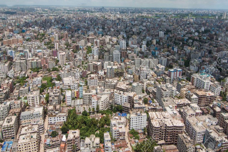 Sustainable metropolitan growth: Developing a living infrastructure plan