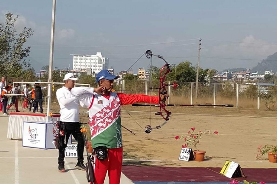 SA Games: Bangladesh clinch all 10 gold medals in archery
