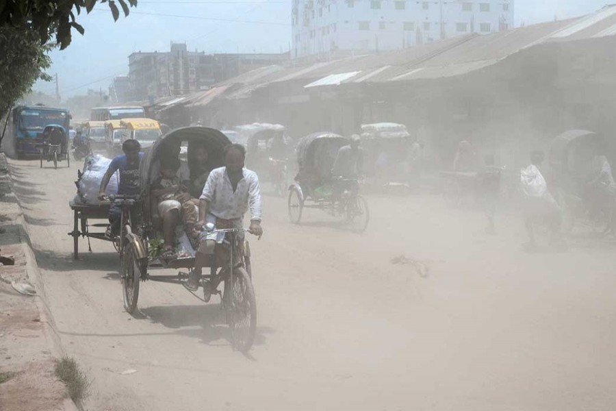 Irregularities foil World Bank-funded clean air project