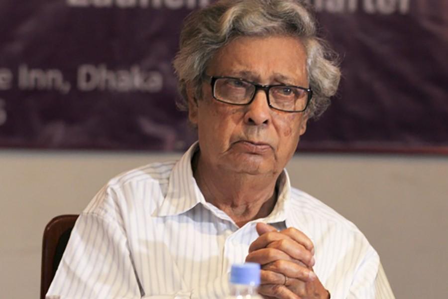 Prof Ajoy Roy dies at 84
