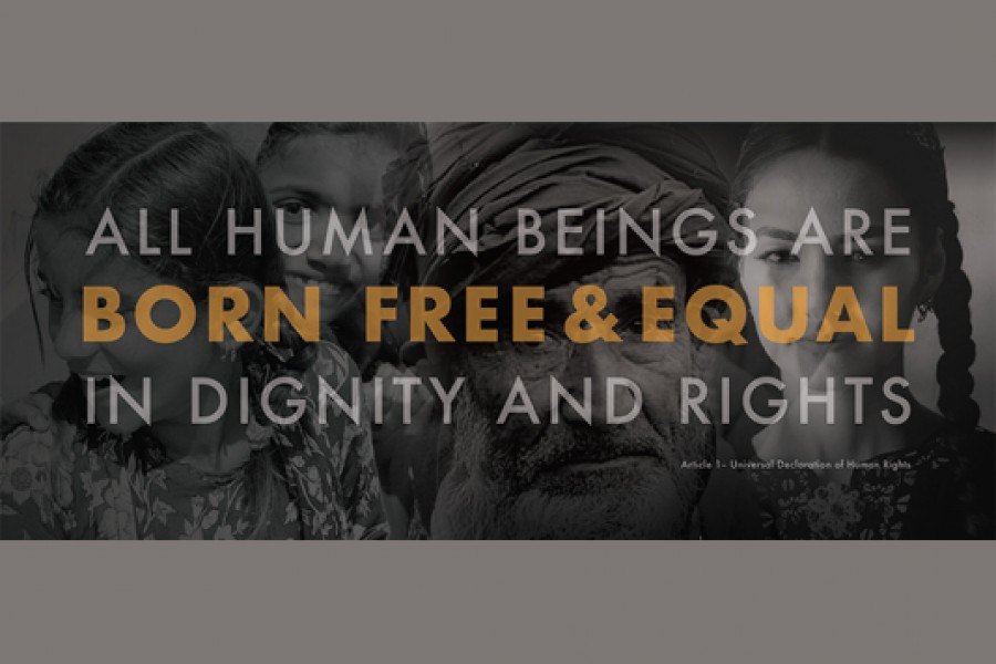 Human Rights Day Tuesday