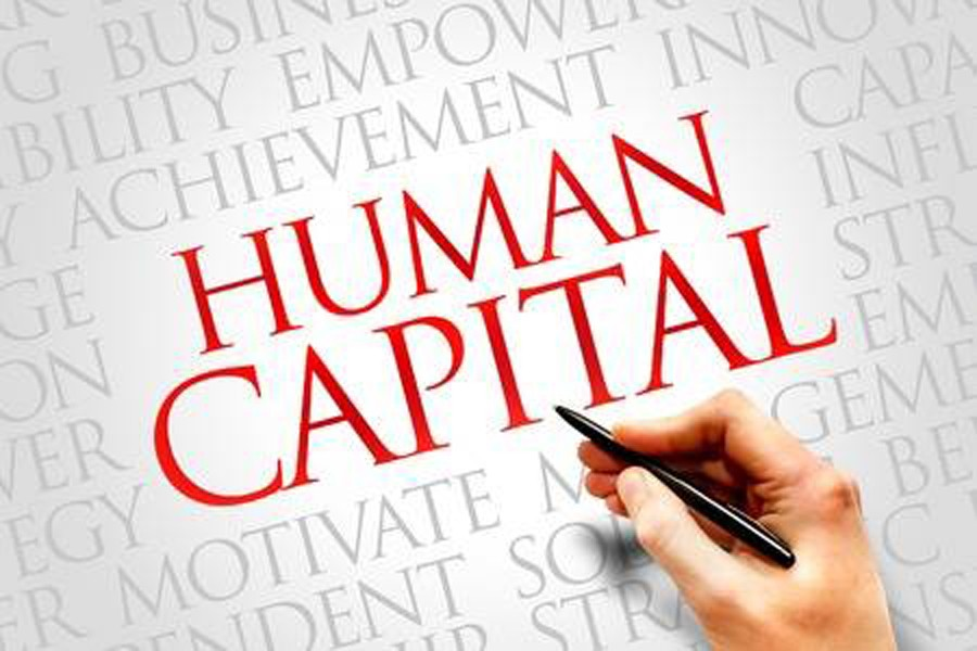 Role of private sector in  fostering human capital