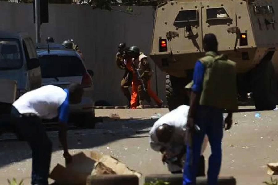 122 die in Burkina Faso attack