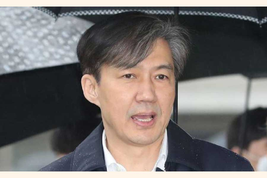 Prosecutors indict Moon's key ally for graft