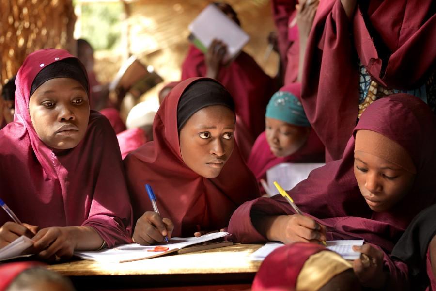 Photo courtesy: UNICEF/van der Veld