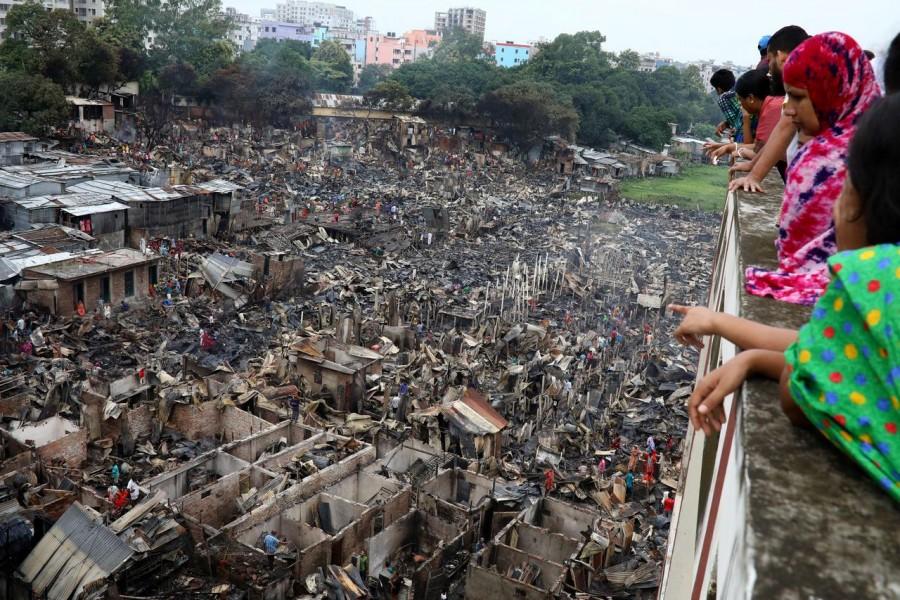 Alternative housing to slums