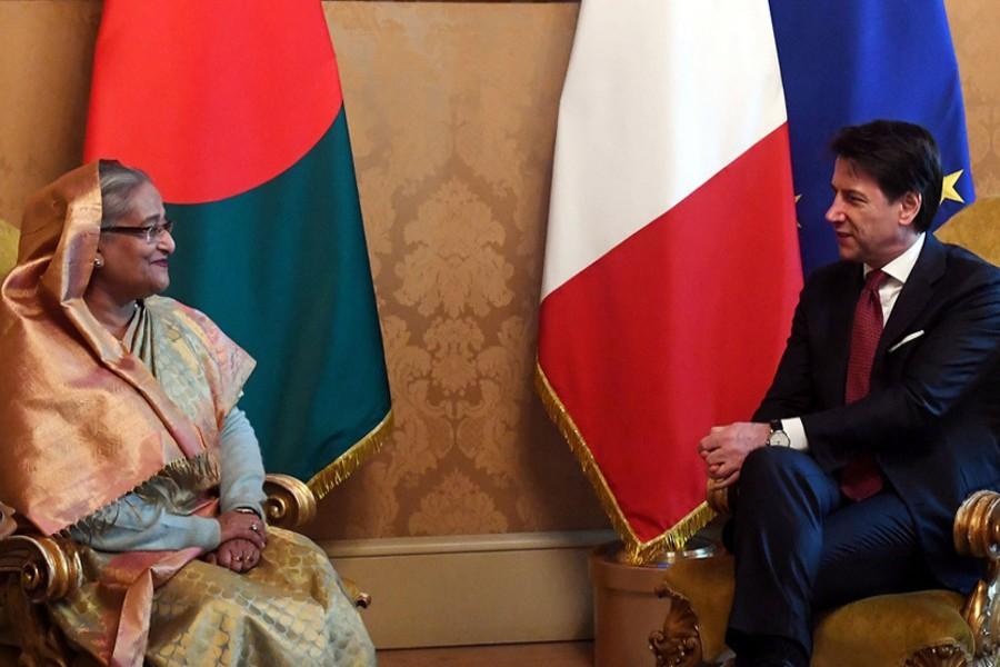 BD, Italy agree to strengthen cooperation