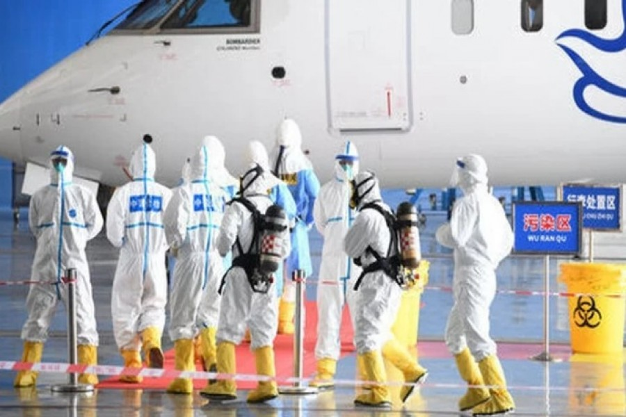 A brief history of global pandemics