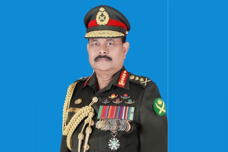 Troops ready to fight coronavirus: Army chief