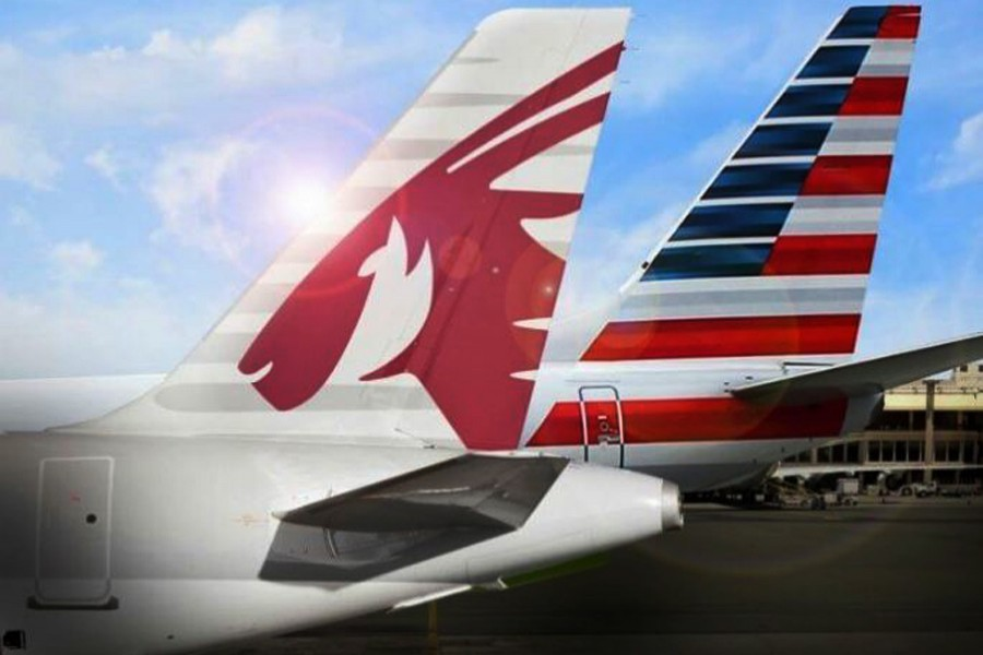 Qatar Airways and American Airlines partnership begins with domestic U.S. Codeshare  