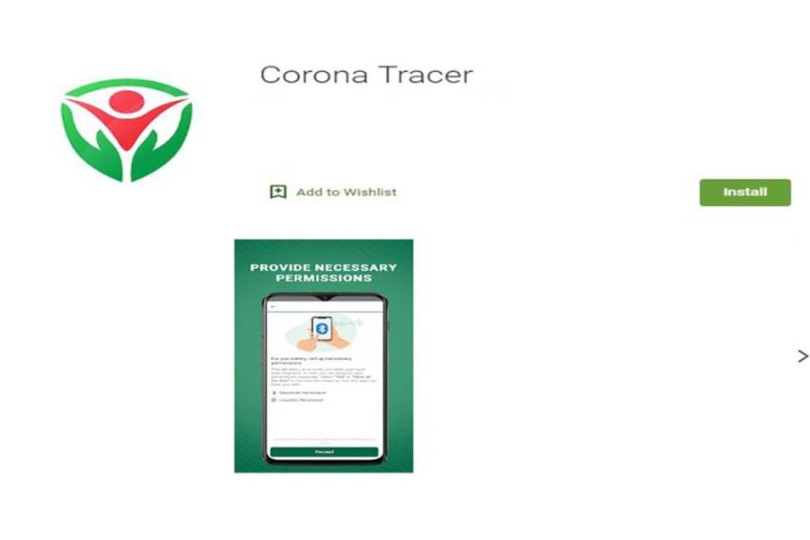 'Corona Tracer BD' app to fight Covid-19