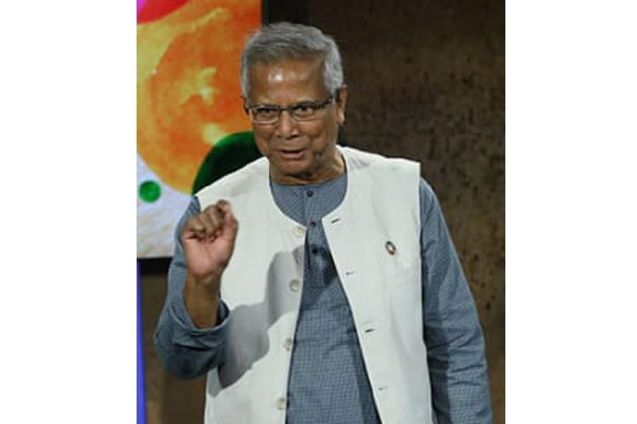 Social business and Professor Muhammad Yunus