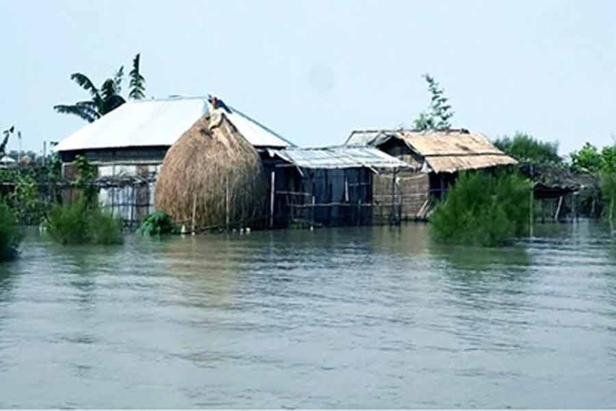 Flood situation remains steady in northern districts