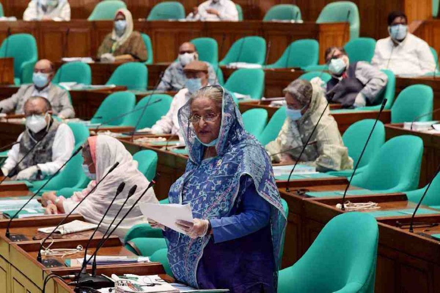 Action against corrupt to continue: PM